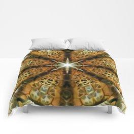 Animal Print Abstract 2 Comforters