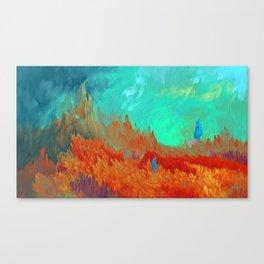 Orlandatime Canvas Print