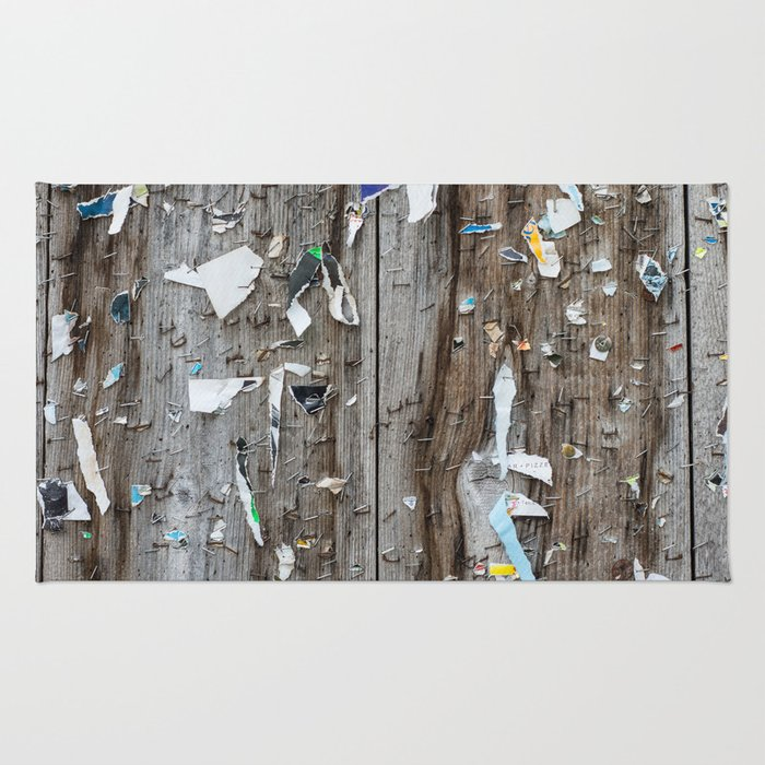 Posters Rug
