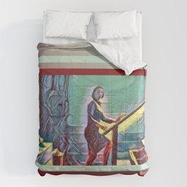 Laundry Soap Comforters