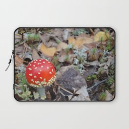 The Lonely Red Laptop Sleeve