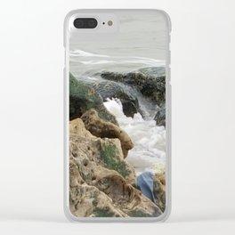 Washed Ashore Dakar Senegal Africa Clear iPhone Case