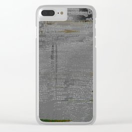 InsideSounds 115 Clear iPhone Case