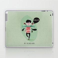 MY FRIEND NERD Laptop & iPad Skin