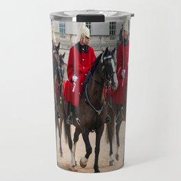 Household Cavalry Travel Mug