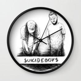 $UICIDEBOY$ Wall Clock