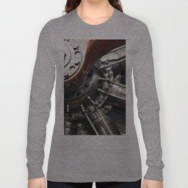 Airplane motor Long Sleeve T-shirt
