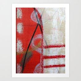 Cadmium lines Art Print