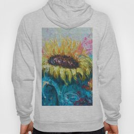 Sunny Flower by Lena Owens Hoody