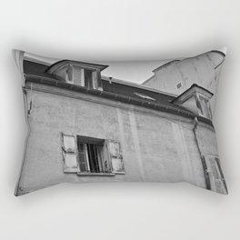 Decrepit  Rectangular Pillow