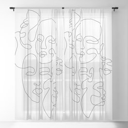 All Around Sheer Curtain