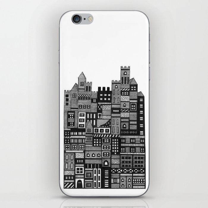 Castle Infinitus iPhone Skin