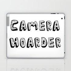 Camera Hoarder Laptop & iPad Skin