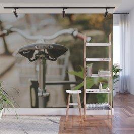Brooks Bike in Gothenburg  Wall Mural