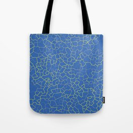 Crackle at the Poolside Tote Bag