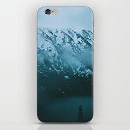 Moody Alaska iPhone Skin