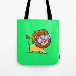 Fabulous Lion Tote Bag