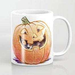 Pumpkin Spice Kitty Coffee Mug