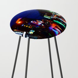 Shanghai 二 Counter Stool