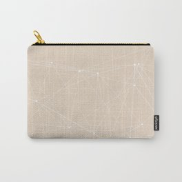 LIGHT LINES ENSEMBLE III-A Carry-All Pouch