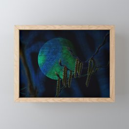 Concept nature : Witchcraft Framed Mini Art Print