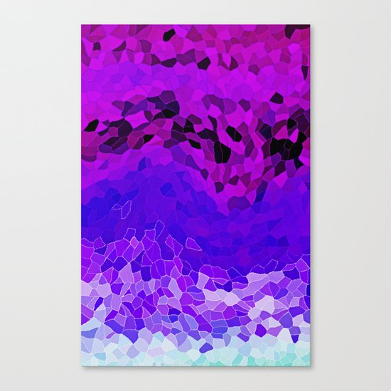 INVITE TO LILAC Canvas Print