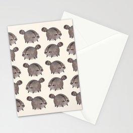 Chubby Trash Panda Stationery Cards