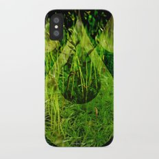 Tiny Forest iPhone X Slim Case