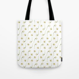 Dancing Daffodils Tote Bag