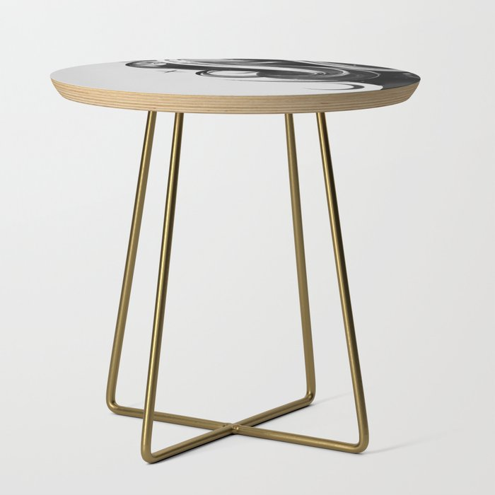 Hard to say Side Table