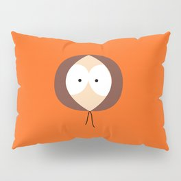 Where is Kenny? Pillow Sham