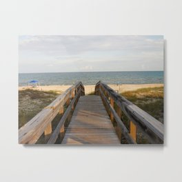 Gulf of Mexico Metal Print