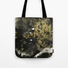 Black and Gold II Tote Bag