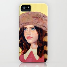 Suzy Has a Plan iPhone Case