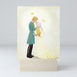 Nikolai and Alina Mini Art Print