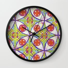 Kal-eye-doscope Wall Clock
