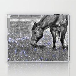Horse & Bluebonnets Laptop & iPad Skin