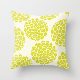 Minimal Series - Grapes Throw Pillow