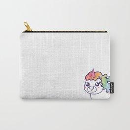 UniPooPoo - Unicorn - Original Carry-All Pouch