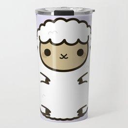 Cute Lamb Travel Mug