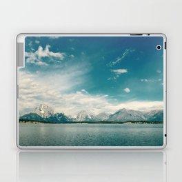 Nautical Tetons Laptop & iPad Skin