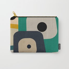 Retro Composition 1 Carry-All Pouch