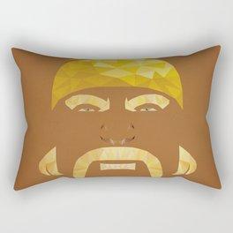 Mr. Hogan Rectangular Pillow