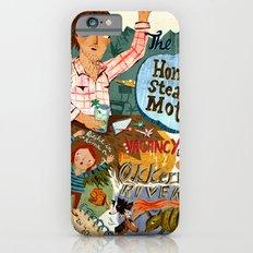 Music collage iPhone 6s Slim Case