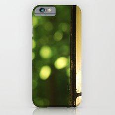Outdoor Bokeh iPhone 6s Slim Case