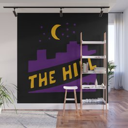 The Hill Wall Mural