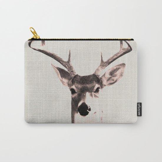 Deer Art 1 Carry-All Pouch