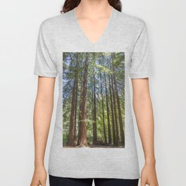 Redwood Grove Unisex V-Neck