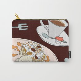 Pancake Treat Carry-All Pouch
