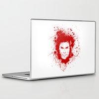 dexter Laptop & iPad Skins featuring Dexter by David